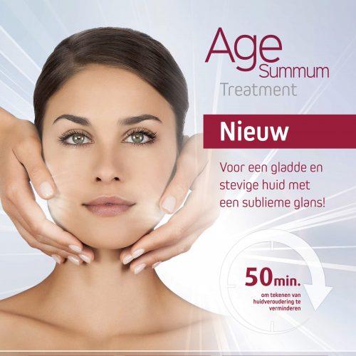 Age-sumsum behandeling bij henny's beautystudio Waalwijk
