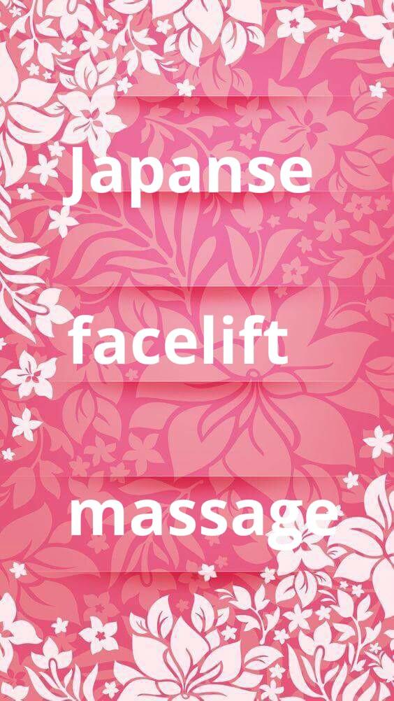 Japanse facelift massage schoonheidssalon hennysbeautystudio waalwijk